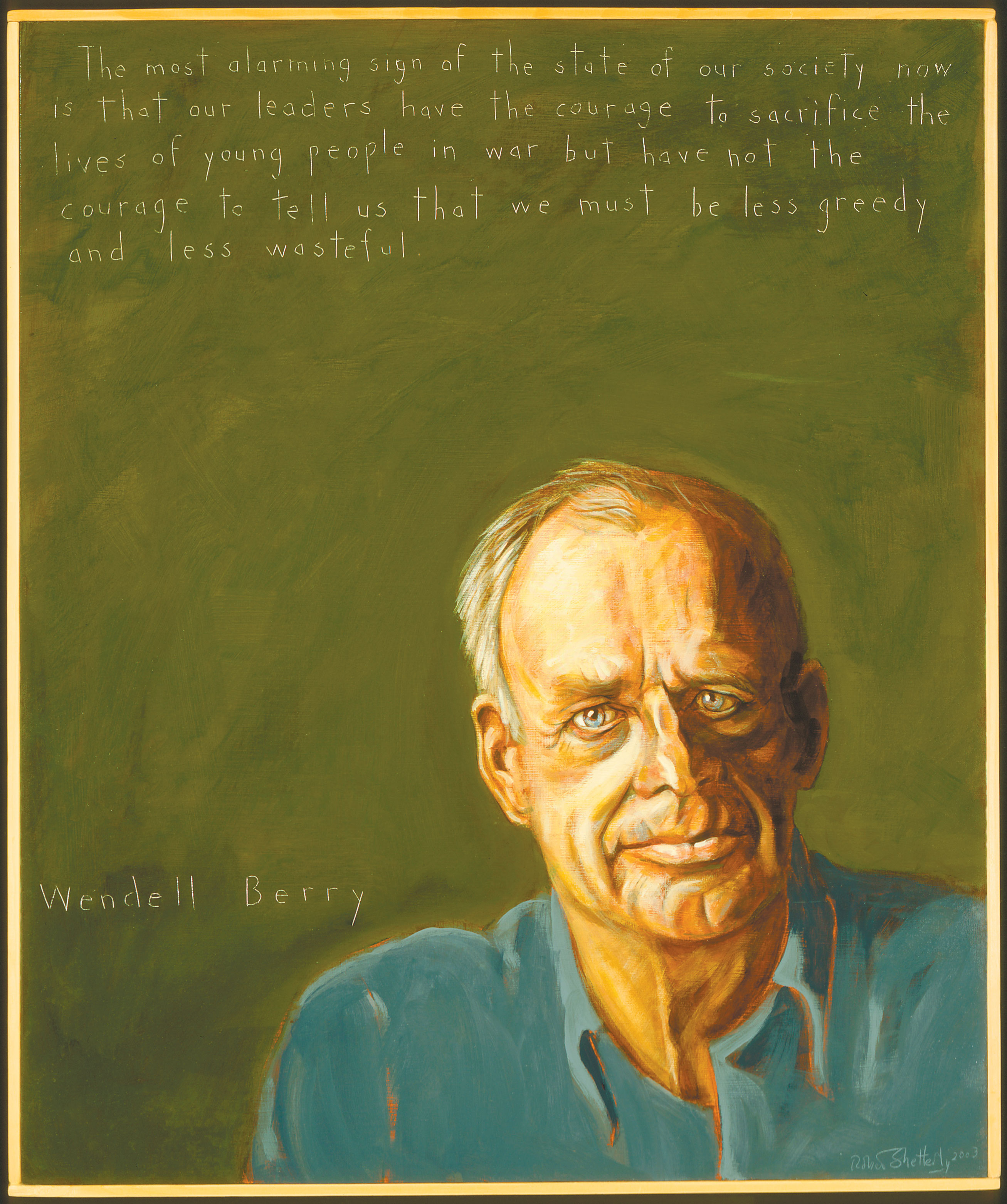 wendell berry peace of wild things  wendell berry peace of wild things