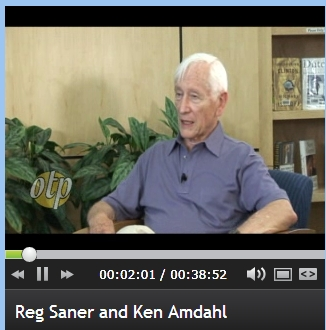 Reg Saner interview
